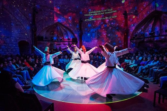 Whirling Dervishes at Hodjapasha