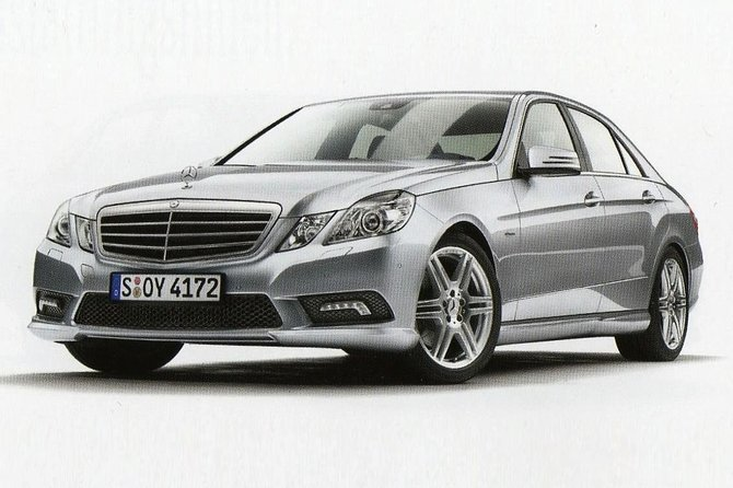 Eindhoven Airport EIN, Business Car Private Departure Transfer