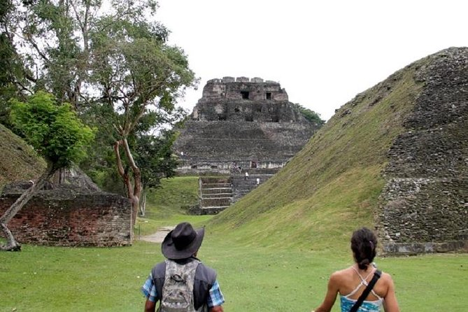 Horseback Ride to Xunantunich Maya Ruins Including Traditional Lunch