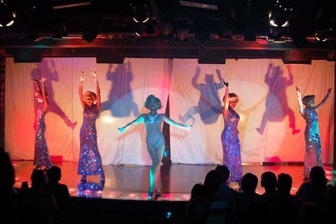 Calypso Cabaret Show Ticket