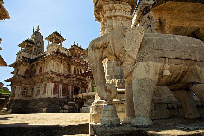 Cyclin'Jaipur - Amber Heritage walking Tour