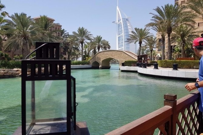 Dubai Private Half Day Sightseeing Tour