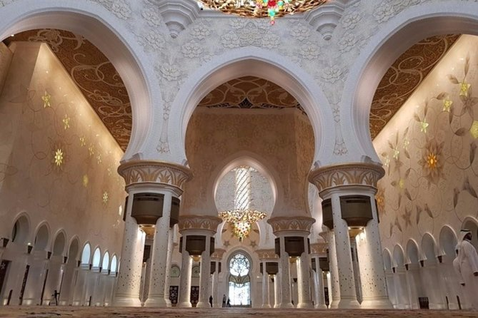 Full-Day Abu Dhabi City Tour from Dubai Including Lunch
