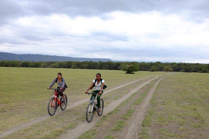Biking Tour at Manyara and Great Rift Valley
