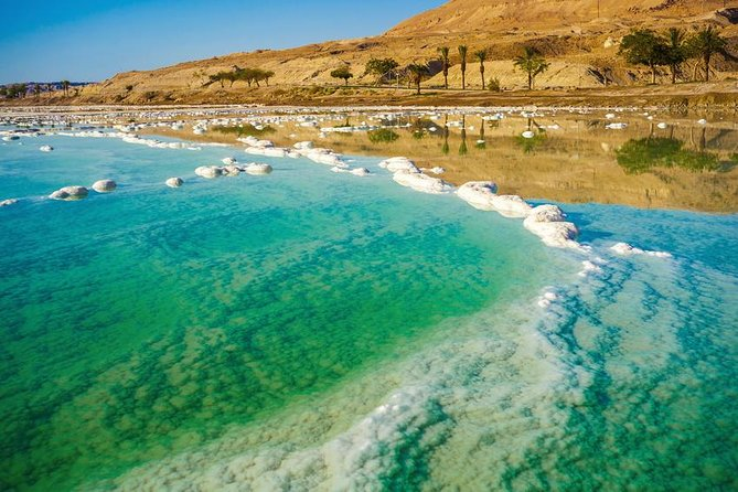 Small Group Dead Sea Relaxation from Jerusalem