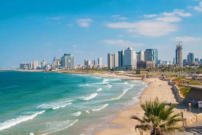 Tel Aviv City Tour from Jerusalem