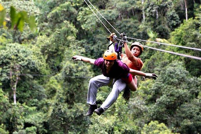 Mindo Ziplining