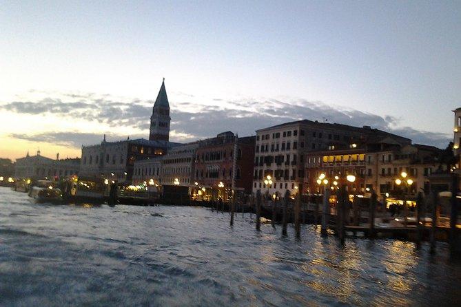 Tour privado: Paseo por Venecia, góndola y paseo en barco privado que finaliza en la isla de Murano con almuerzo veneciano y visita a la fábrica de vidrio