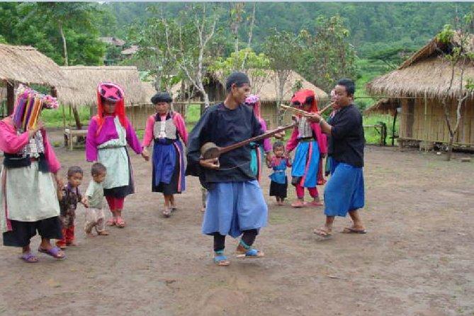 Doi Tung Hill Tribes and Mae Sai Market Tour from Chiang Rai