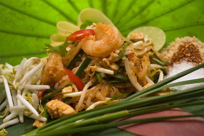 Tour de cocina de Bangkok