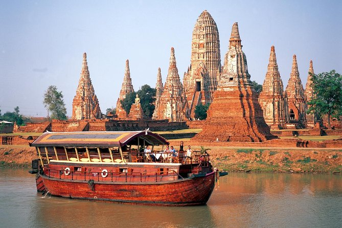 2-Day Mekhala Siam Cruise from Bangkok