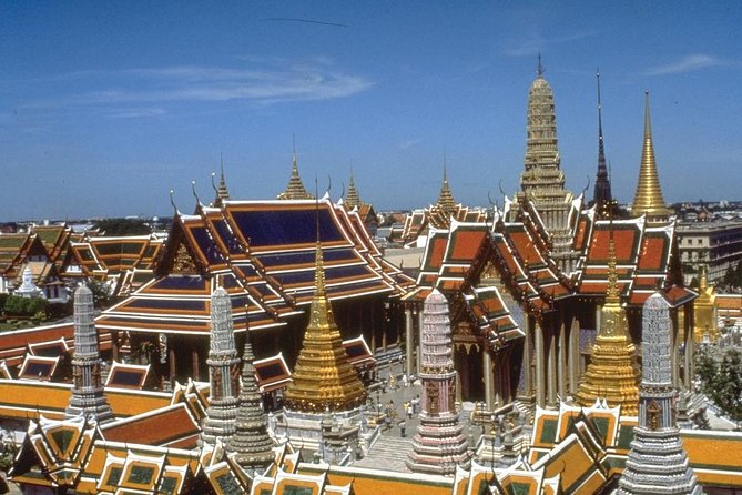 Half Day Private Tour of Bangkok's Klongs and Grand Palace