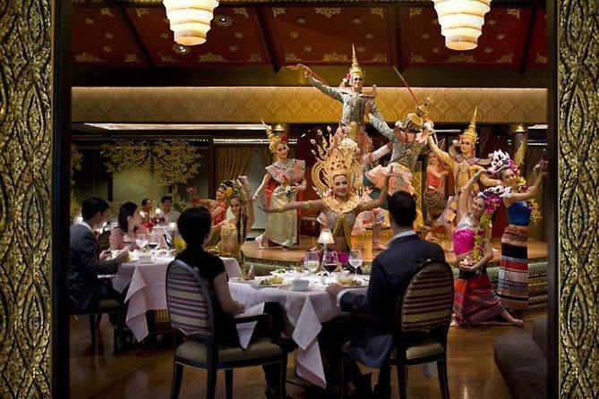 Thai Dinner and Dance at Sala Rim Naam Restaurant in Bangkok