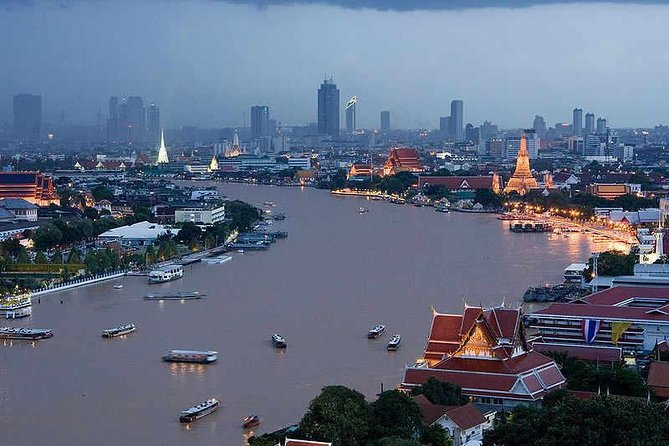 Bangkok: Wan Fah Dinner Cruise