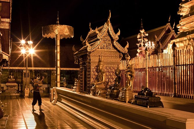 Chiang Mai Half-Day Tour of Doi Suthep and Hmong Hill Tribe Visit