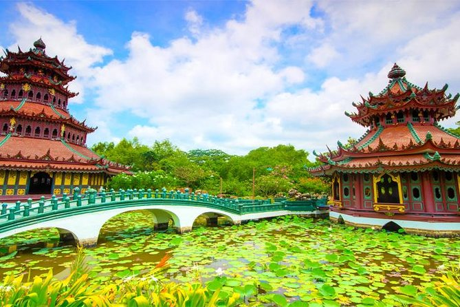 Half-Day Ancient Siam Park Tour from Bangkok