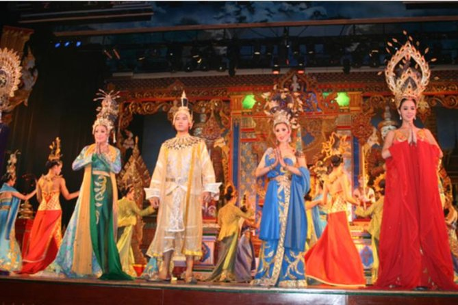 Alcazar International Cabaret Show in Pattaya