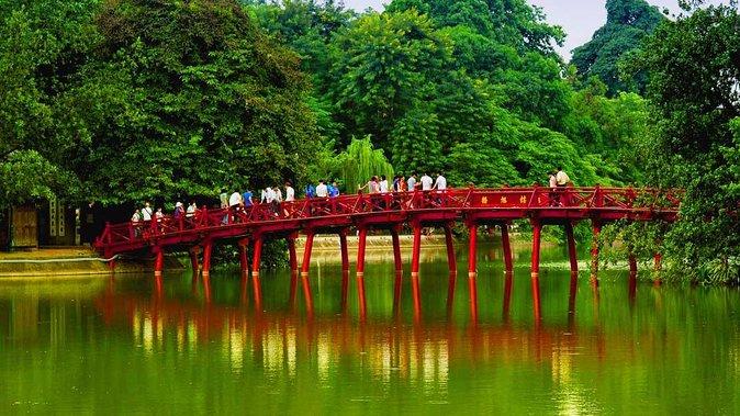 Visite d'une journée de la ville de Hanoi