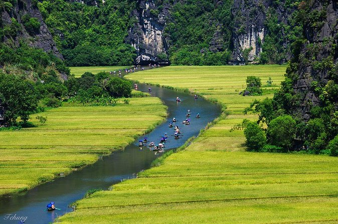 Hoa Lu and Tam Coc Day Tour