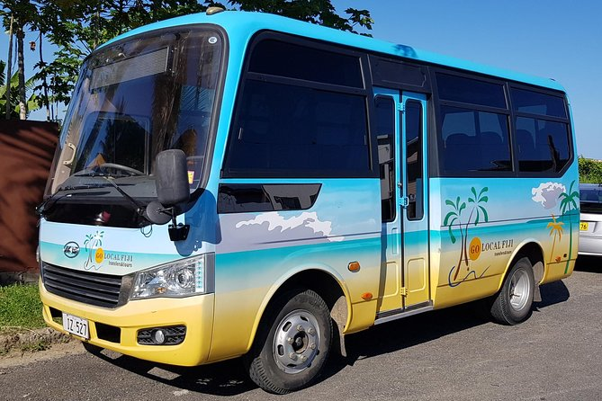 Private Transfer: Intercontinental Resort and Spa to Nadi Airport