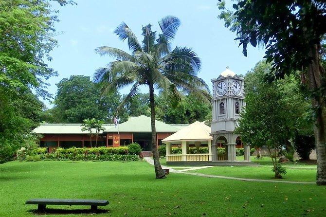 Private Shore Excursion: Suva City Sightseeing Tour