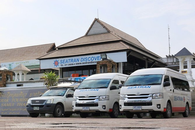 Transfer to your hotel on Koh Samui by air-conditioned minivan