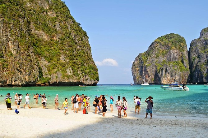 Half Day Phi Phi Island Deluxe Tour From Phuket