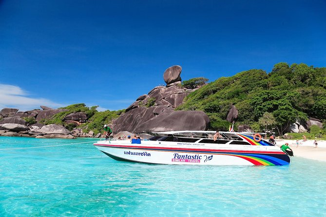 Similan Islands Snorkel Tour by Fantastic Similan Travel from Phuket