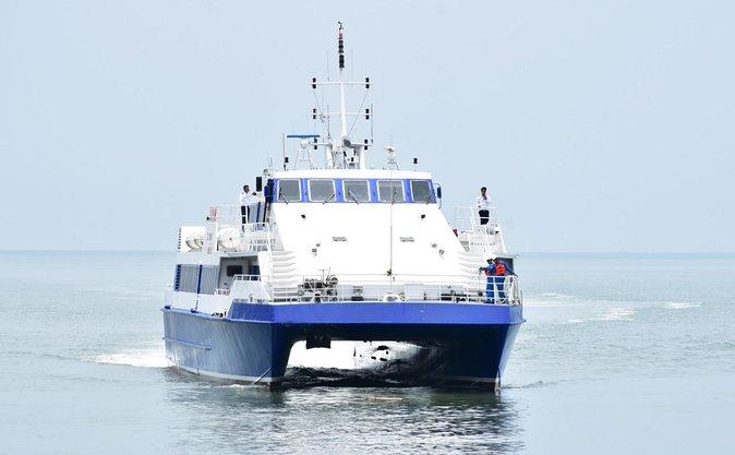 Pattaya to Hua Hin by Royal Passenger Liner Catamaran
