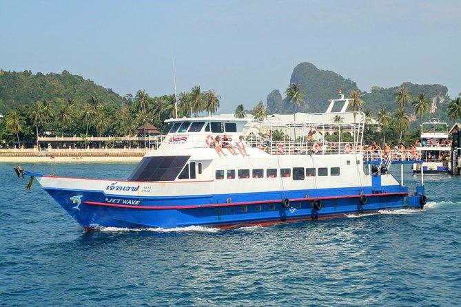 Koh Phi Phi a Krabi en Ferry