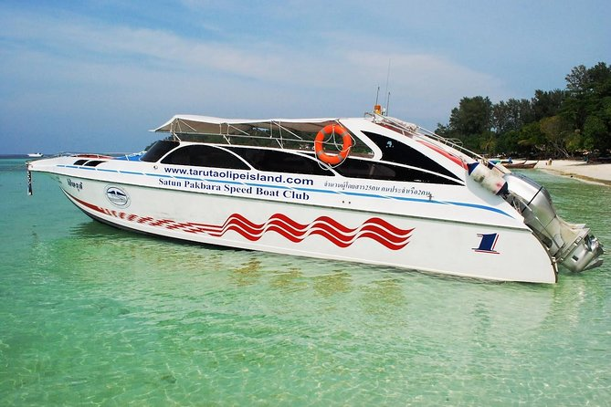 One-Way Arrival Transfer from Phuket Airport to Phi Phi Island by Speedboat