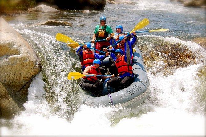 White Water Rafting Adventure on Songprak River from Krabi