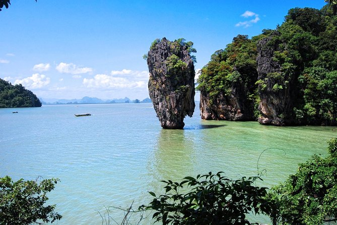 James Bond Island Tour from Krabi by Longtail Boat