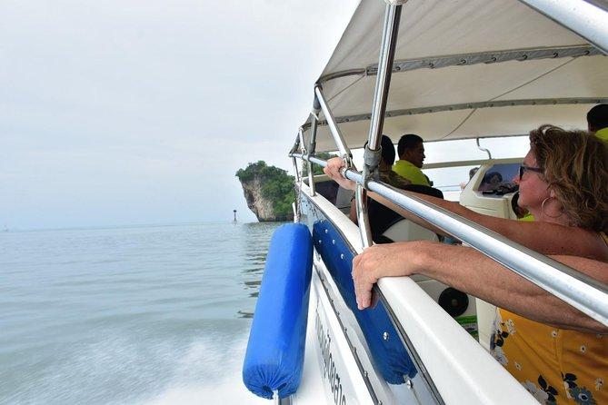 Ao Nang to Koh Yao Yai by Green Planet Speed Boat