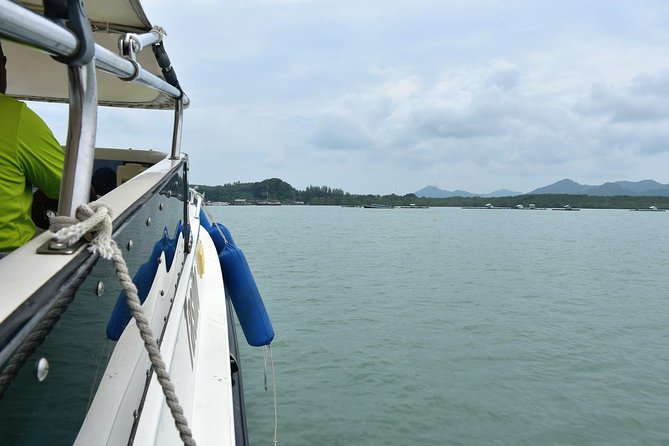 Phuket to Koh Yao Noi by Green Planet Speed Boat