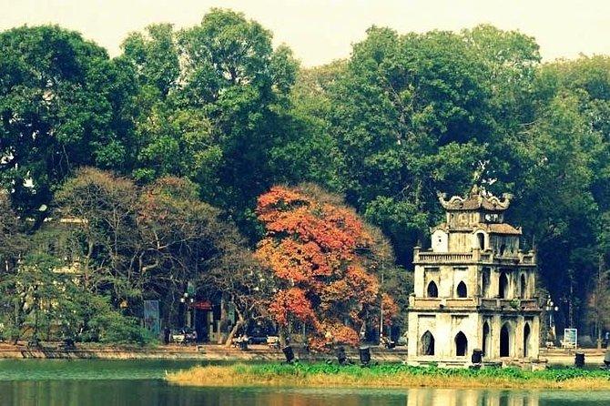 Half-Day Hanoi City Tour