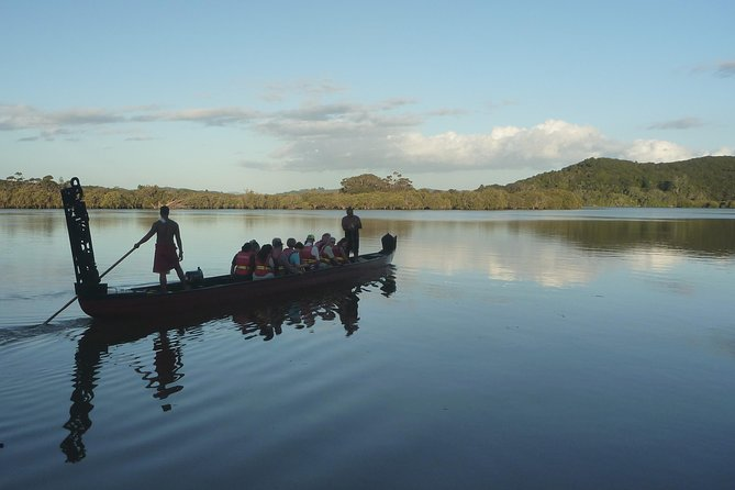 Bay of Islands Shore Excursion: Cultural Maori War Canoe Guided Tour