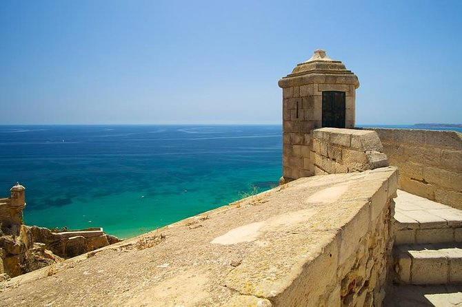Alicante Electric Bike Tour: from Castle to Castle