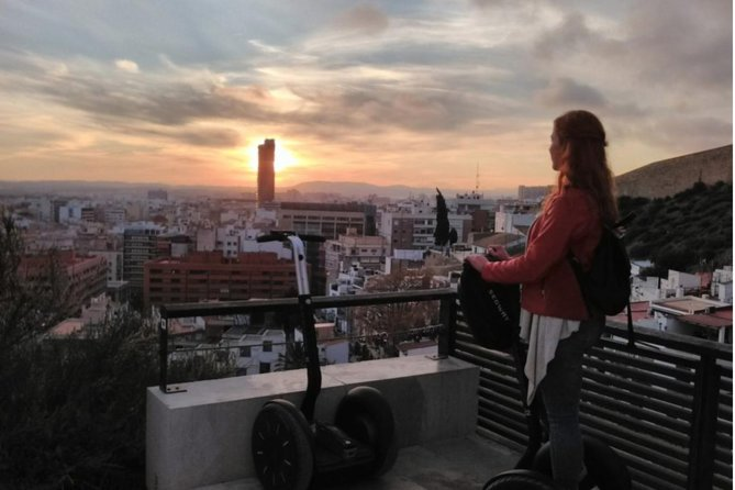 Alicante Segway Sunset Tour