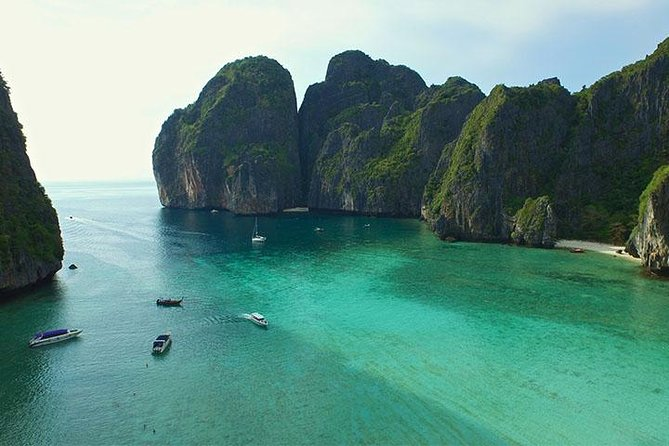 Phuket To Phang Nga Bay Railay Beach Koh Phi Phi 2 Day