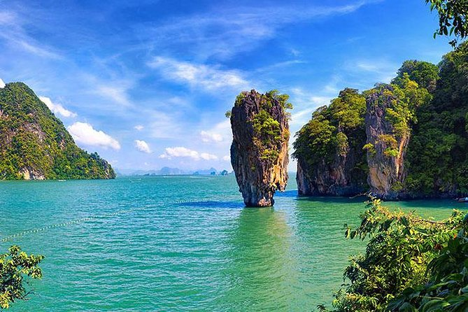 From Krabi : Phang Nga Bay and Yao Noi Island Day Trip