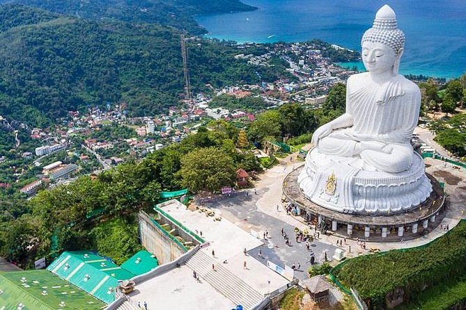 Private angepasste Phuket-Tour mit Fahrer