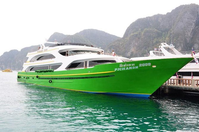 Phuket Airport : Transfer & Ferry ticket to Phi Phi Island
