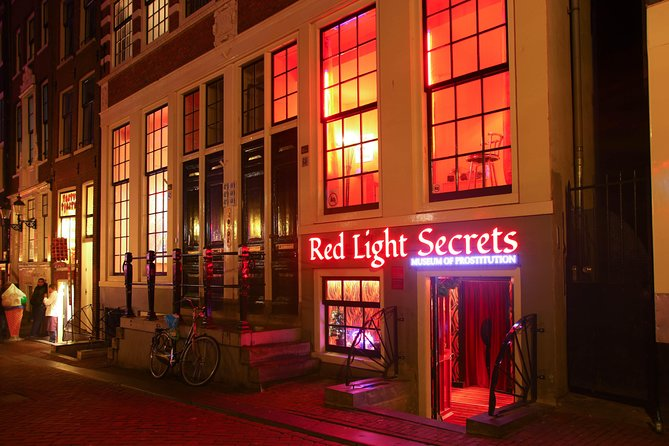 Red Light Secrets: Museum of Prostitution Amsterdam