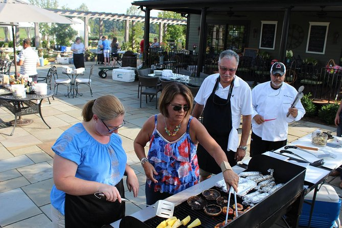 Experience celebrity chef Craig Hartman BBQ!