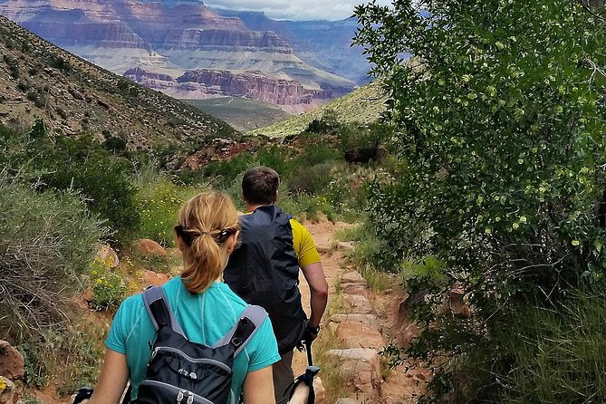 Private Grand Canyon Day Hike