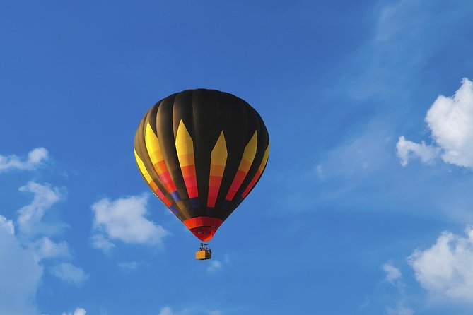 Luchtballonrit over centraal Tennessee