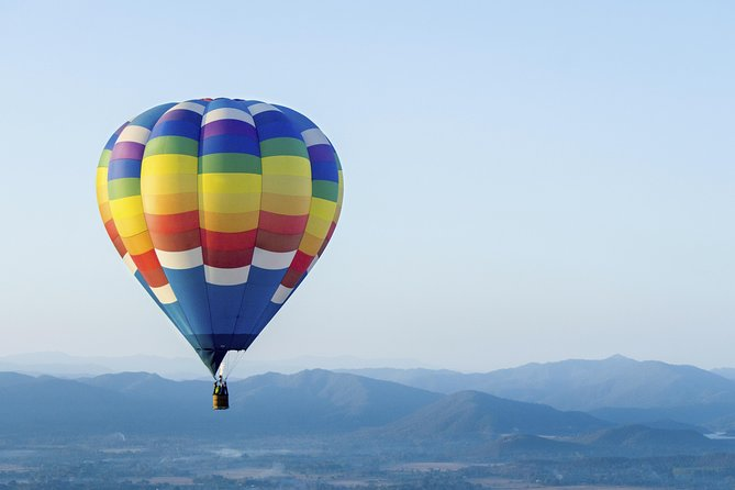 Private Tour: Hot Air Balloon Ride Over Central Tennessee