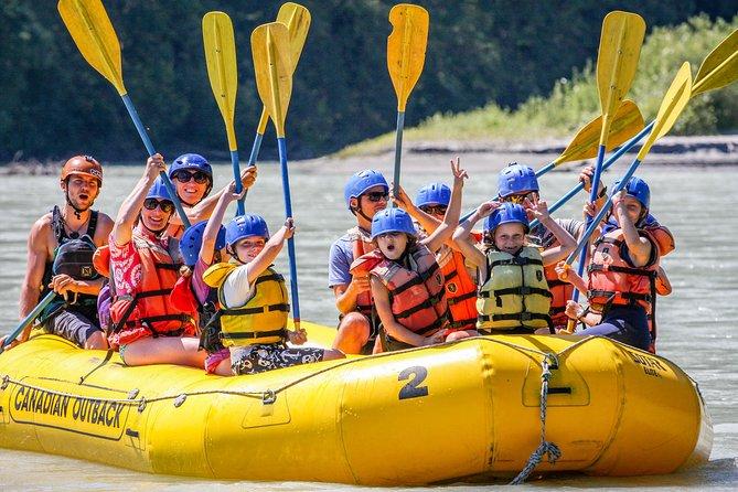 Family Friendly Cheakamus Splash Rafting - Whistler Departure