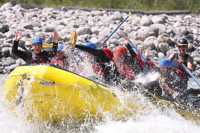 Full-Day White Water Rafting on Elaho River from Vancouver